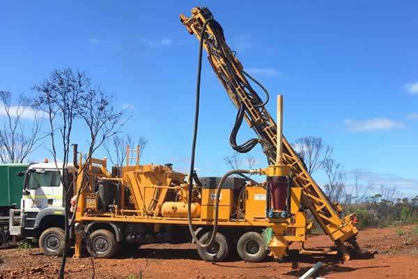 Leon Marsh RC drilling contractors wa